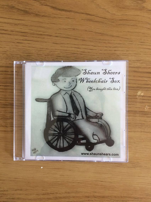 Wheelchair Sex signed EP (Whole Discography)