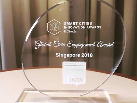 CFC got a new award!