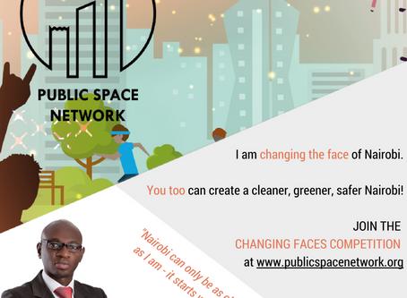 Nairobians are endorsing Changing Faces Competition! #BadilishaNairobi