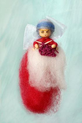 Knitting Grandmother