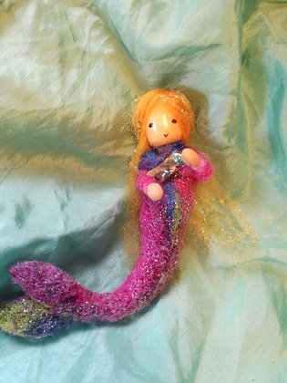 Wool Mermaid