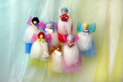 Fleece House Fairies