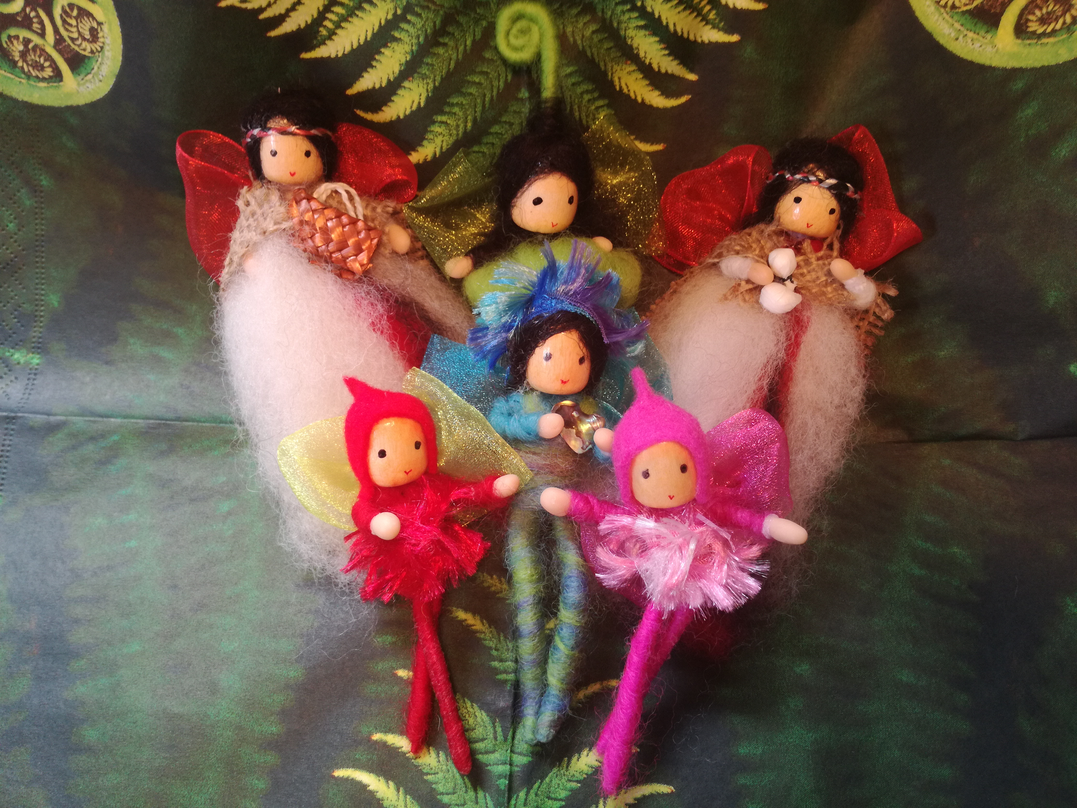 Fleece Fairy Creations