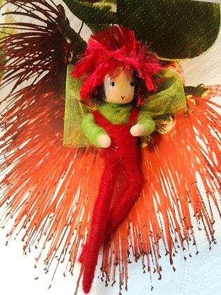 Pohutukawa fairy