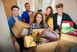 College Moving Service