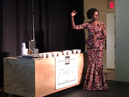 Burundi Coffee Hot Topic at New York Coffee Festival