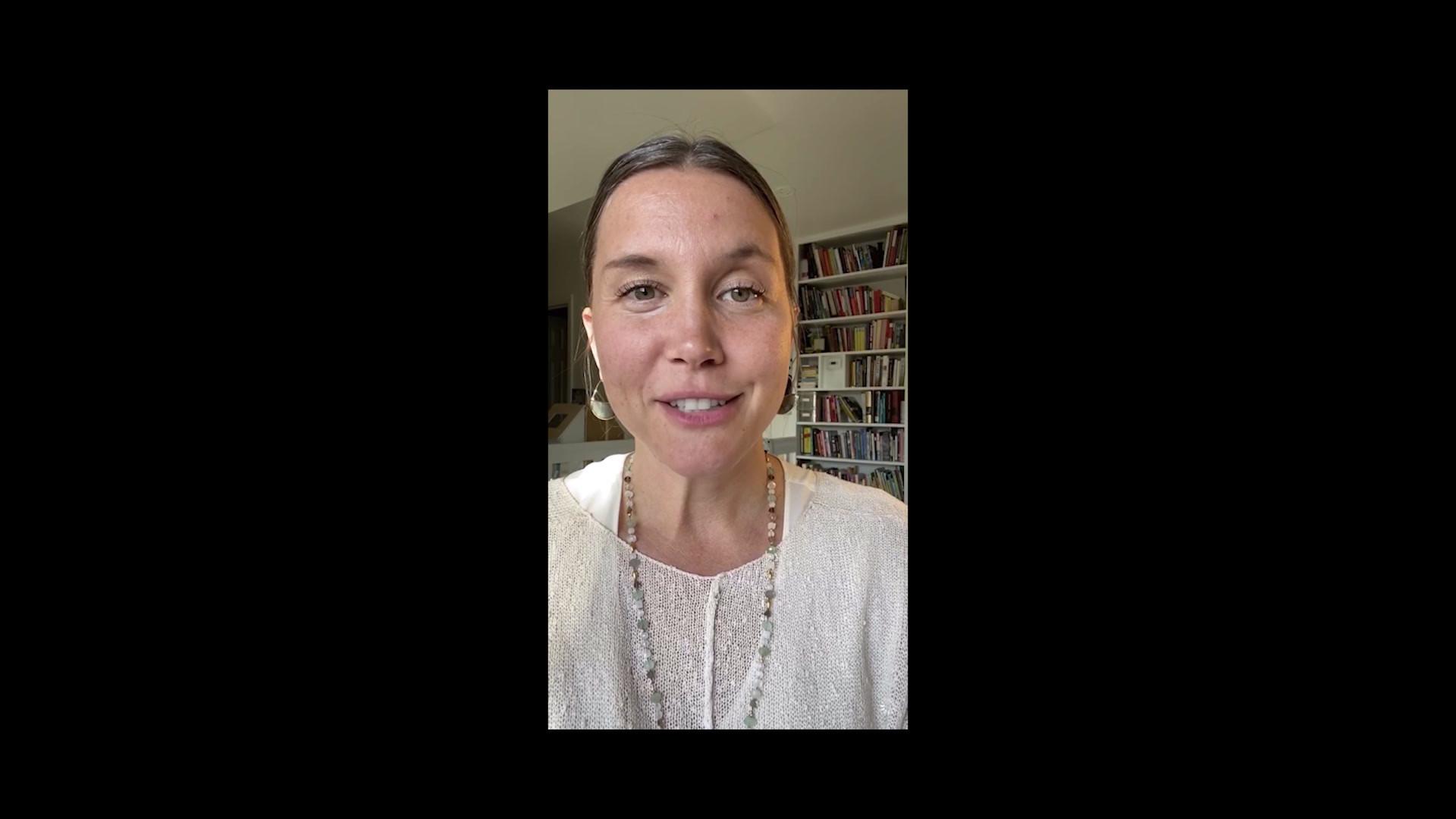 Erin Mendenhall Endorsement
