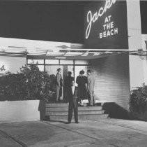 Bugsy Siegel's last meal, Jack's At The Beach in Santa Monica, CA.