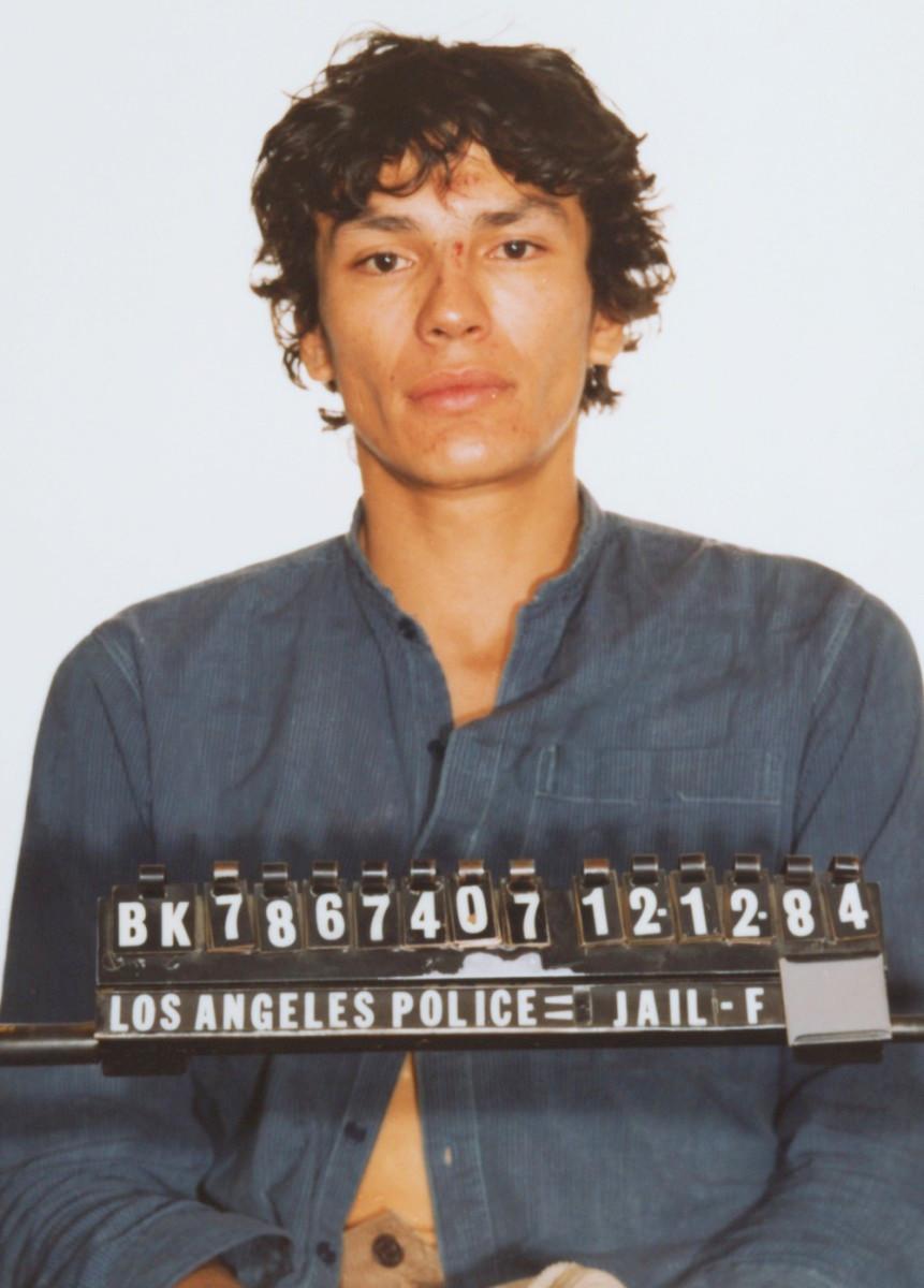 Richard Ramirez aka The Night Stalker's Mugshot