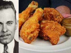 John Dillinger's Last Meal of Fried Chicken & Gravy