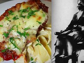 Ruth Snyder's Last Meal of Chicken Parmesan & Pasta Alfredo