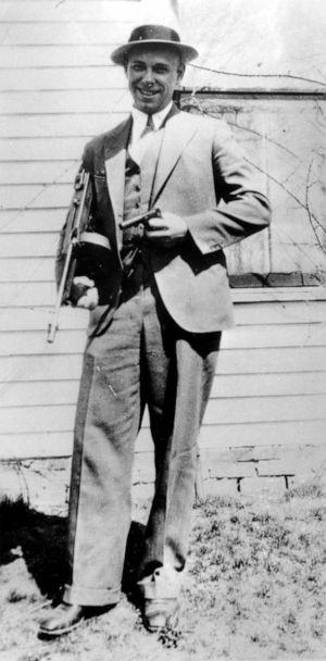 John Dillinger Prison Escape