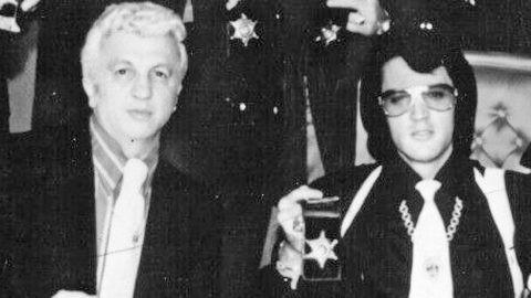 Elvis Presley's Last Meal of Cookies & Ice Cream