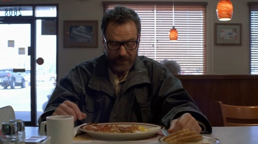 Walter White's Last Meal