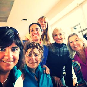 Sábado de entrenamiento mental con damas amateurs en Pilar Golf Club
