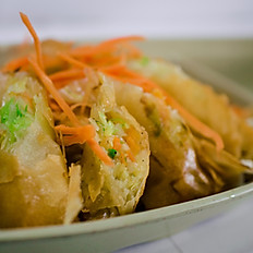 Vegetable Egg Roll (5)
