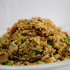 B.B.Q. Pork Fried Rice