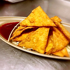 Vegetarian Fried Wonton 12 pc