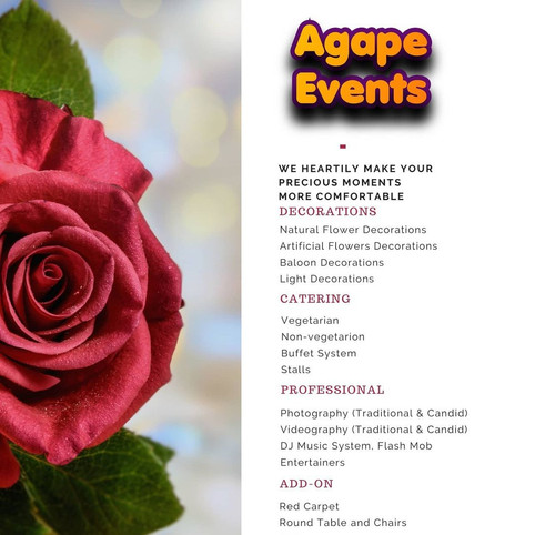 agapeevents