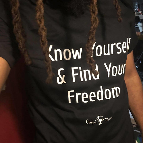 Unisex Know Yourself Chéri Tee