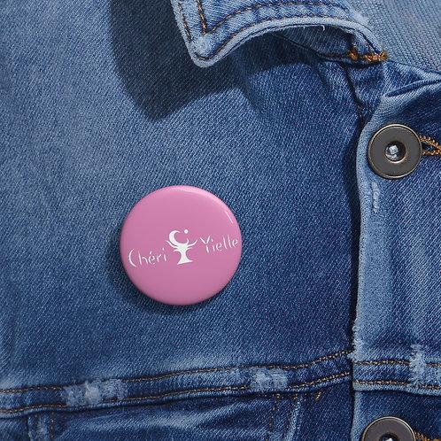 Pink Chéri Button