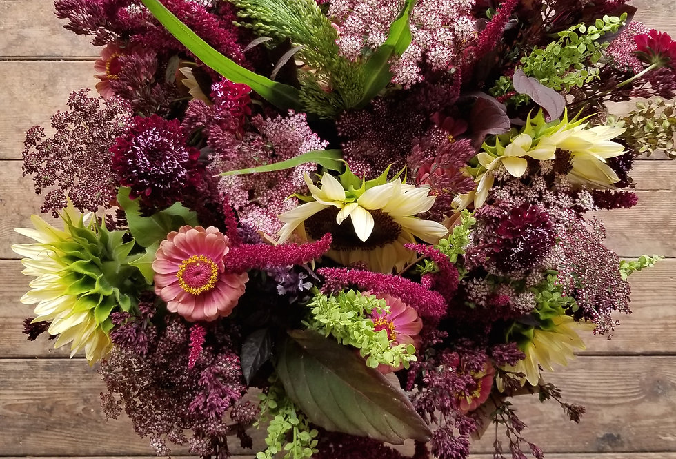 Weekly Bouquet Subscription (Starts mid June)