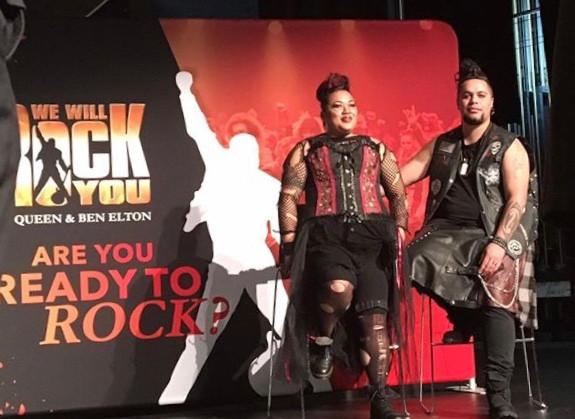 We Will Rock You - Paula & Clay 2019