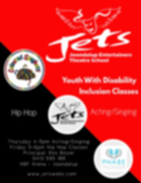 Acting, Special Needs, Youth with Disability, Classes, Joondalup, Singing, Hip Hop, Disabilities