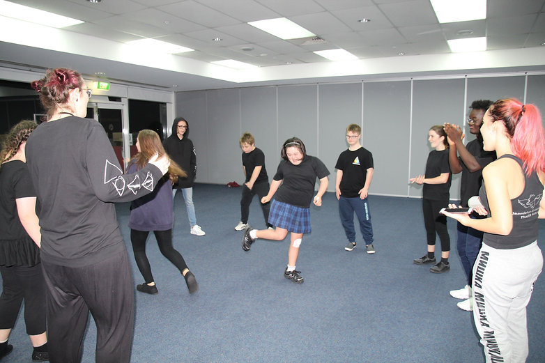 Jetsability, Special Needs, Youth with Disability, Joondalup, Hip Hop, Acting, Singing