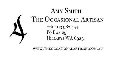 Amy Smith The Occasional Artisan.jpg