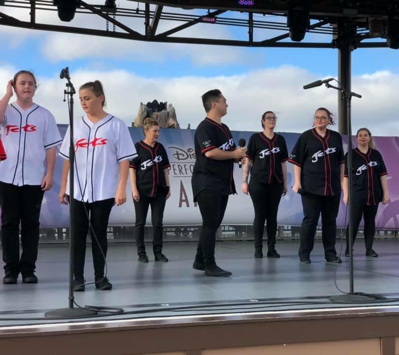 JETS USA ARTS TOUR 2019
