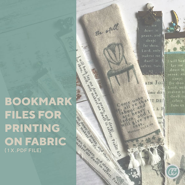 Preview Template -bookmark for fabric.jp