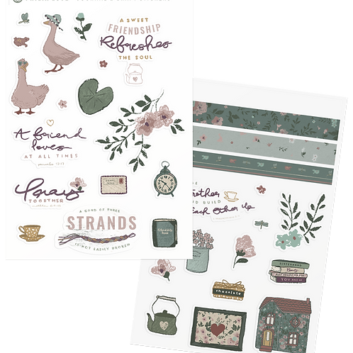 Philia Love -Sticker Set