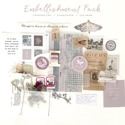 Embellishment Pack - Seek