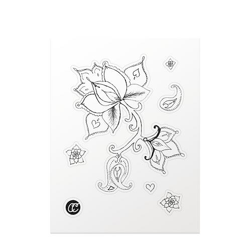 Nikki's Doodles 01