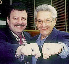 Ed Rhoades and Sy Barry