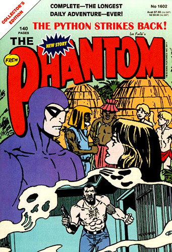 2011 Frew #1602 - The Python Strikes Back (The Death of Diana)