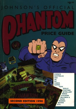 1996 Johnson's Official Phantom Price Guide, 2nd Edition
