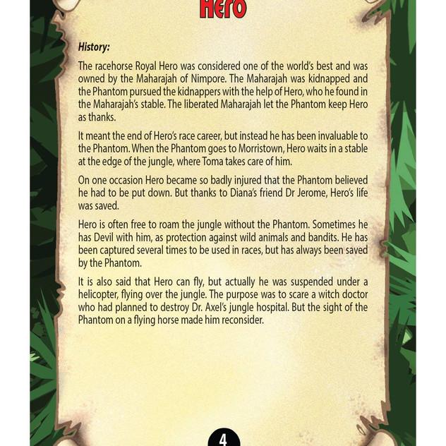 Universe Card 4 back