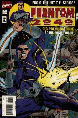 1995 Marvel - Phantom 2040