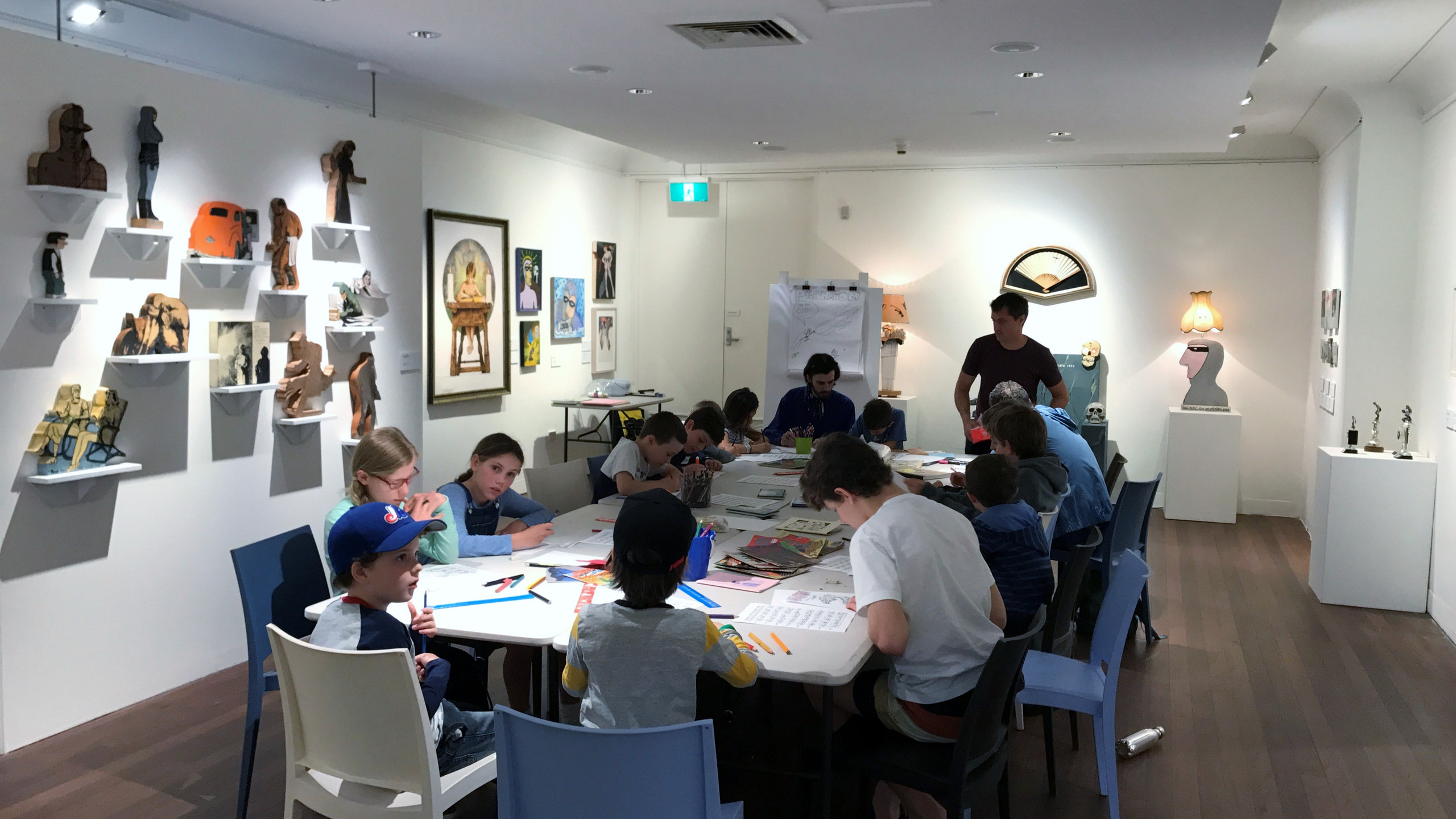 KAA School Holiday workshop - PHANTOM Sept 2017