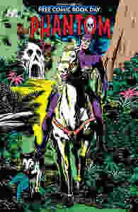 Hermes Press' 2016 Free Comic Book