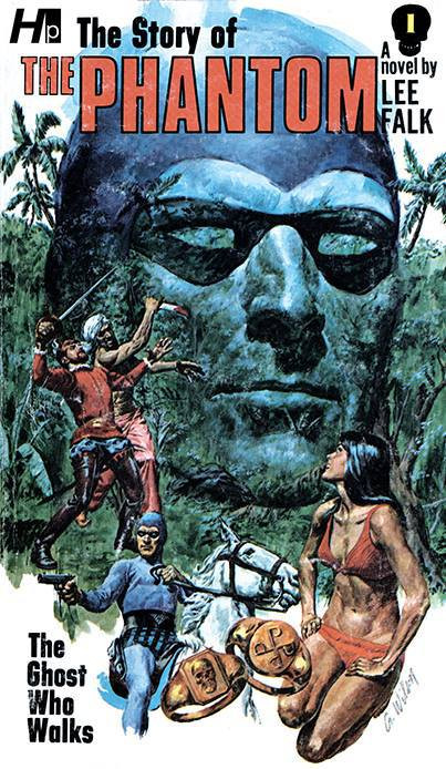 Cover for the first volume of Hermes Press' Avon reprints