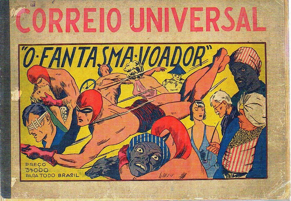 Correio Universal, published April 27, 1937
