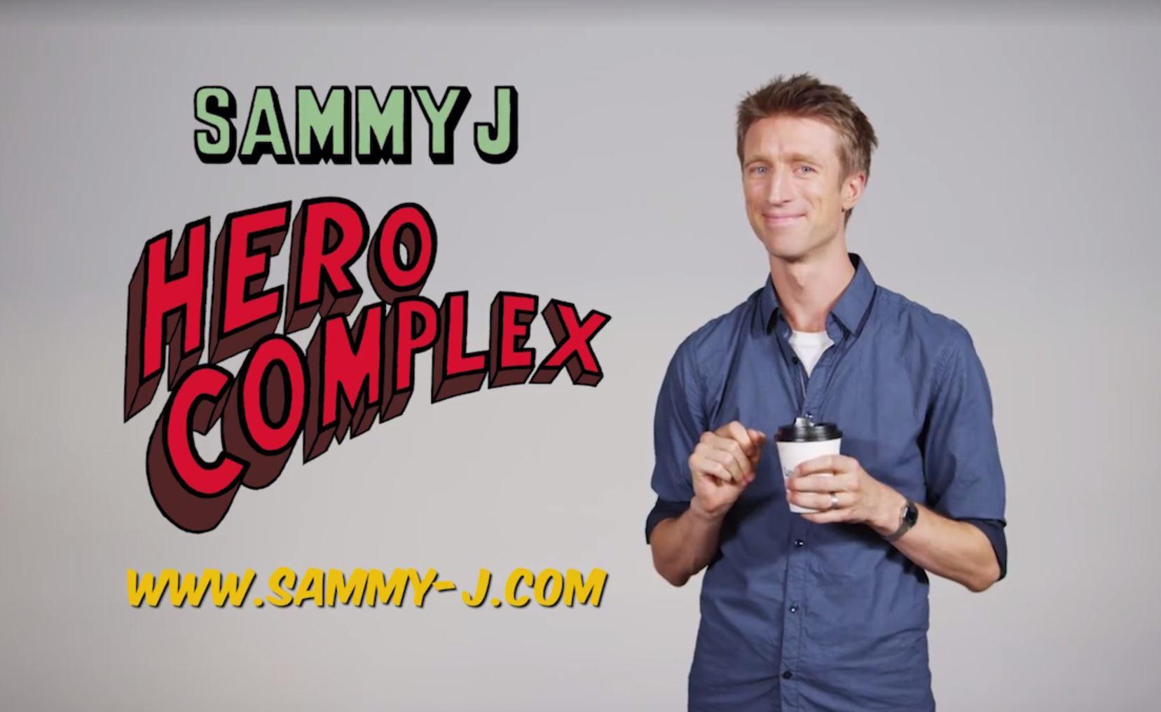 still from Hero Complex promo video