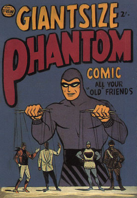 Giant Size Phantom #1 - April 1957