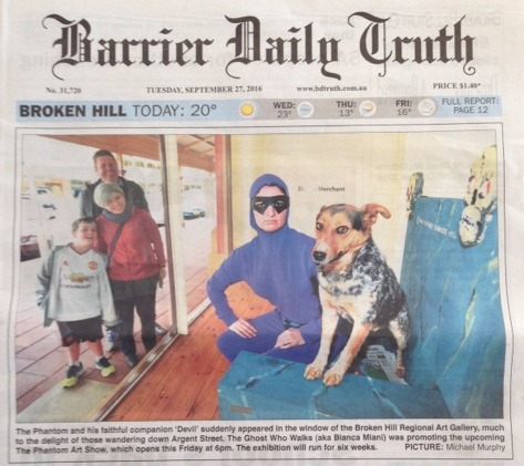 Barrier Daily Truth