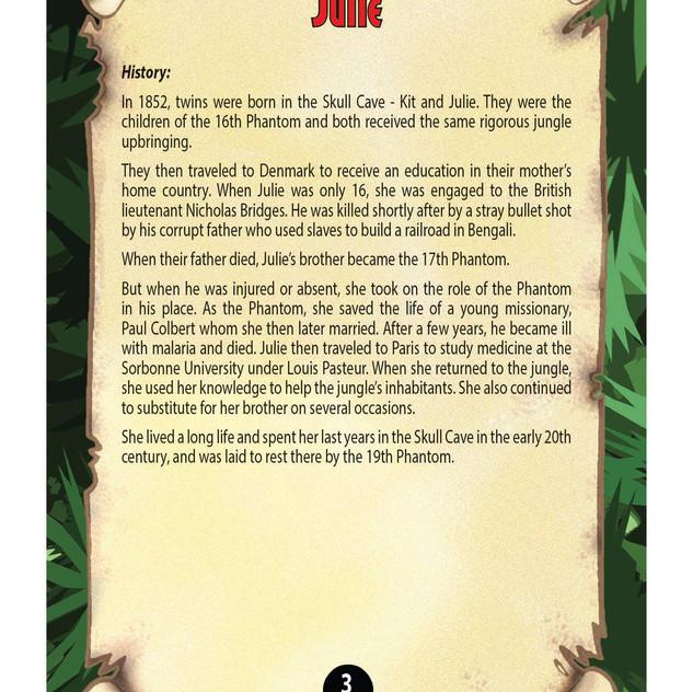 Universe Card 3 back