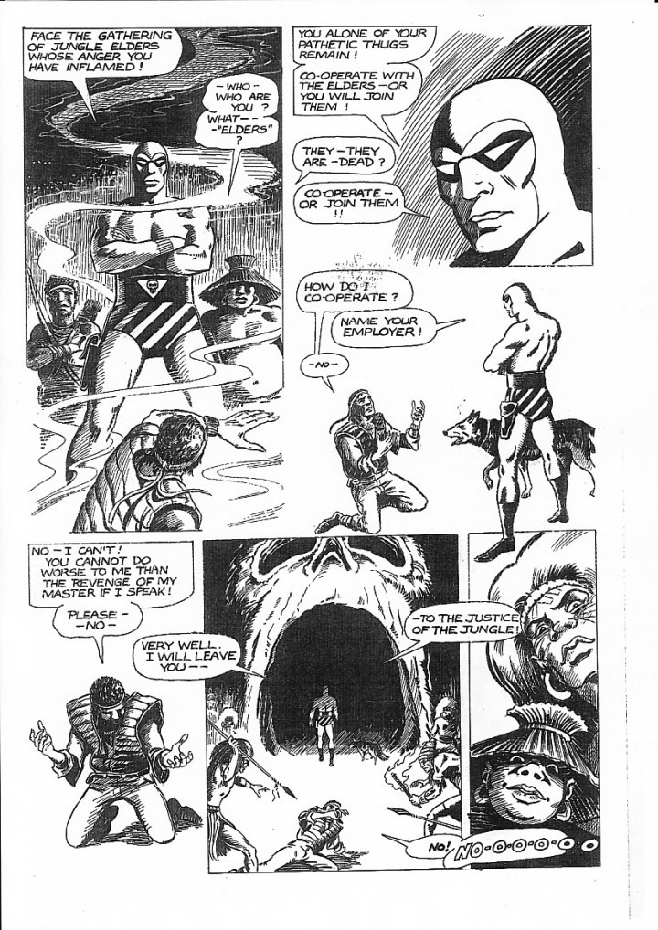 1991 submission from Shane Foley to Frew - page 2
