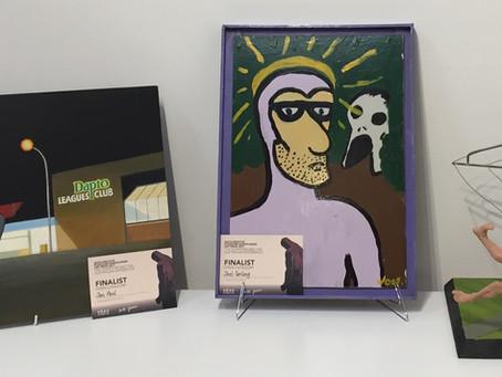 Phantom Downunder Art Prize Winners